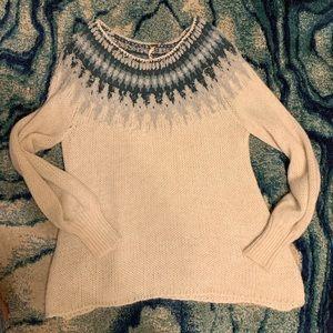 Free People Winter Wonderland Sweater